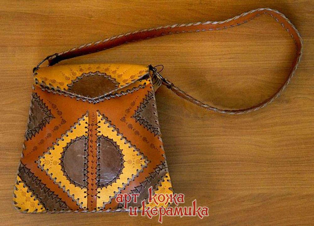 Поделки из ремней от сумок